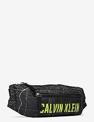 Calvin Klein Performance - WAISTPACK - heuptassen - elevation print black - 2