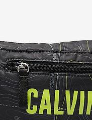Calvin Klein Performance - WAISTPACK - heuptassen - elevation print black - 3