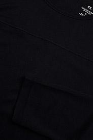Calvin Klein Performance - LS TEE - longsleeved tops - ck black - 2
