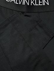 Calvin Klein Performance - FULL LENGTH TIGHT - running & training tights - ck black/bright white - 2