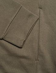 Calvin Klein Performance - FULL ZIP HOODED JACKET - hoodies - grape leaf - 4