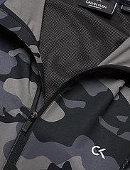Calvin Klein Performance - WINDJACKET - training jackets - ck black camo - 3