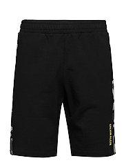 "Camo 9"" Knit Shorts - CK BLACK CAMO"