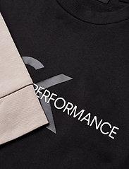 Calvin Klein Performance - PULLOVER - sweatshirts - ck black - 2