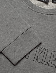 Calvin Klein Performance - PULLOVER - sweatshirts - med grey heather - 2