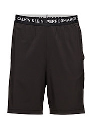 WOVEN SHORT - CK BLACK/CK BLACK/BRIGHT WHITE