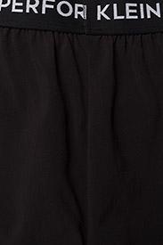 Calvin Klein Performance - WOVEN SHORT - training shorts - ck black/ck black/bright white - 4