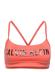 LOW SUPPORT BRA - KISSABLE PINK