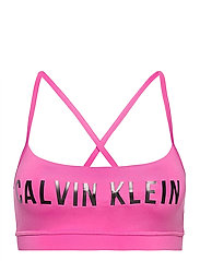 LOW SUPPORT BRA - PINK HOLLYWOOD