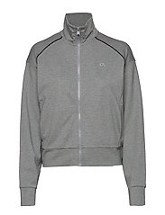 FZ JACKET - MEDIUM GREY HEATHER