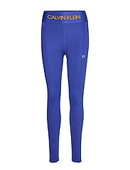 Calvin Klein Performance FULL LENGTH TIGHT - BLUE SAPPHIRE