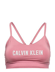 LOW SUPPORT BRA - DUSTY PINK