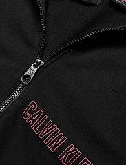 Calvin Klein Performance - FULL ZIP HOODIE - hoodies - ck black - 2