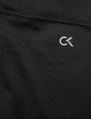 Calvin Klein Performance - 7/8 TIGHT - running & training tights - ck black - 4