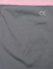 "Calvin Klein Performance - 2.5"" TIGHT SHORT - training shorts - pewter - 3"