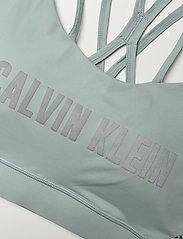 Calvin Klein Performance - WO - INFIN FLEX LOW SUPPORT BRA - sport bras: low - blushing green - 2