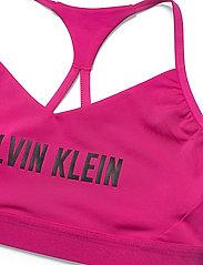 Calvin Klein Performance - LOW SUPPORT BRA - sort bras:high - beetroot purple - 2