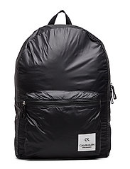ZIP BACKPACK 50cm, 0 - BLACK