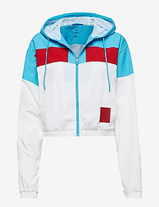 CB WIND JACKET - BRIGHT WHITE