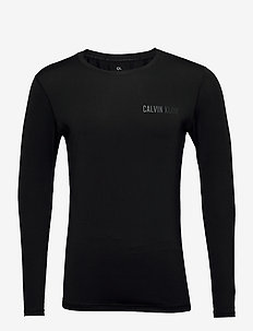 LONG SLEEVE T-SHIRT - top met lange mouwen - ck black