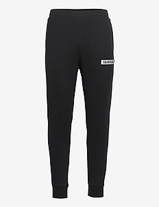 KNIT PANTS - trainingsbroek - ck black