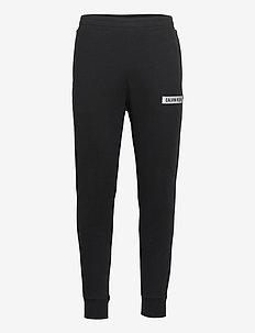 KNIT PANTS - pants - ck black