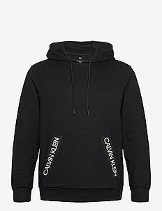 HOODIE - basic sweatshirts - ck black