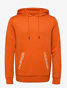 HOODIE - basic sweatshirts - french marigold