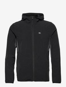 WO -  Windjacket - training jackets - ck black/periscope
