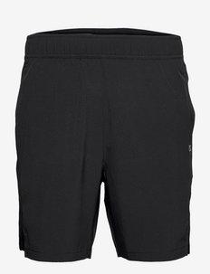 "WO - 7"" Woven Short - träningsshorts - ck black/bright white"