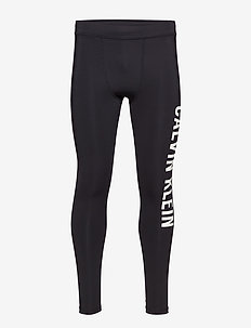 FULL LENGTH TIGHT LO - sportleggings - ck black