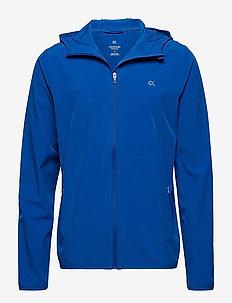 WIND JACKET - sports jackets - nautical blue/bright white