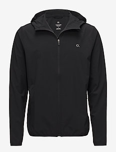 WIND JACKET - sports jackets - ck black