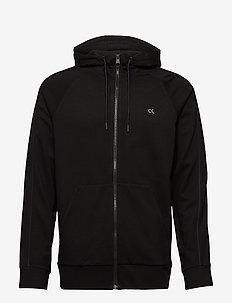 FZ HOODIE - hoodies - ck black/ck black