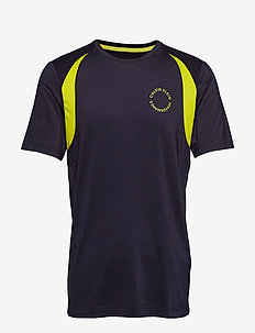 SHORT SLEEVE TEE - t-shirts - night sky/sulphur spring