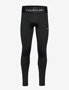 FULL LENGTH TIGHT - collants d'entraînement - ck black/bright white