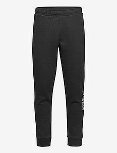 KNIT PANTS - bukser - ck black