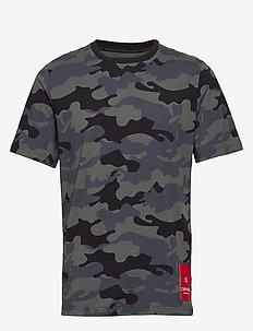 SHORT SLEEVE T-SHIRT - t-shirts - ck black camo