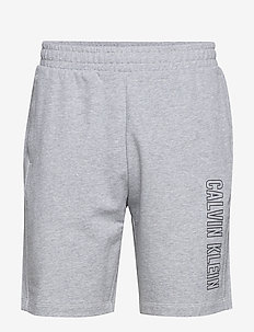 9'' KNIT SHORTS - sport korte broek - lt grey heather