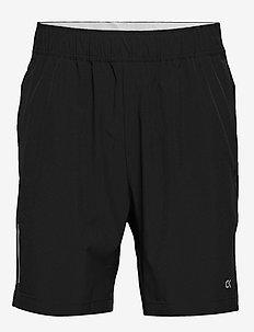 "7"" Woven Shorts - sports shorts - ck black"