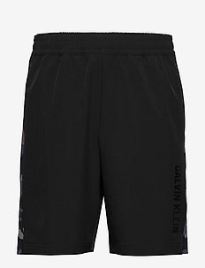 "Camo 7"" Woven Shorts - casual shorts - ck black camo"
