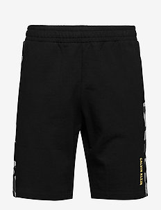 "Camo 9"" Knit Shorts - casual shorts - ck black camo"