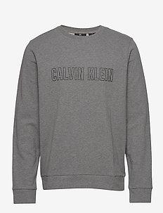 PULLOVER - sweatshirts - med grey heather