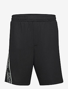 "PW - 9"" KNIT SHORTS - treenishortsit - ck black"