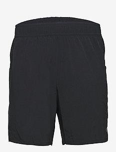 "WO - 6"" WOVEN SHORTS - training shorts - ck black"