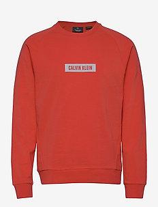 PW - PULLOVER - basic-sweatshirts - safari rose