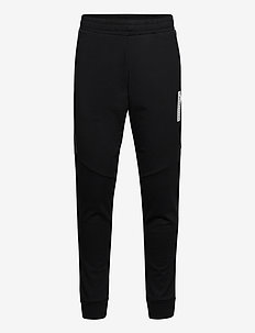 KNIT PANTS - trainingsbroek - ck black/gunmetal/bright white