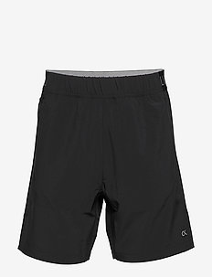 "7"" WOVEN SHORT - training korte broek - ck black/ ck black"