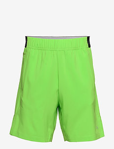 "7"" WOVEN SHORT - training shorts - green flash/ ck black"