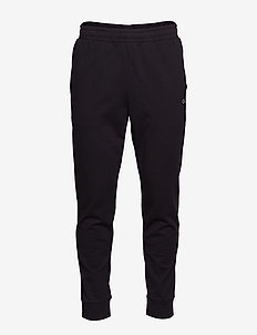 KNIT PANTS - CK BLACK/BRIGHT WHITE